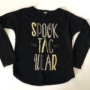 Other - Spooktacular Fancy Halloween Shirt